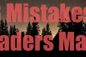 3 Mistakes Leaders Make When Taking Kids To Events-image