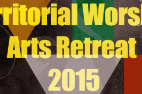 Territorial Worship Arts Retreat 2015-image