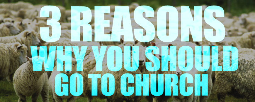 3 Reason you should give church a chance.-image